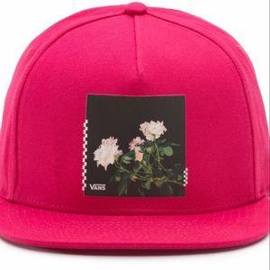 Free Roses Vans SnapBack💜
